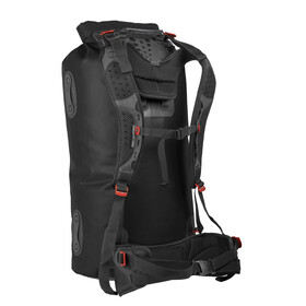 Sea to Summit Hydraulic - Accessoire de rangement - with Harness 65L noir
